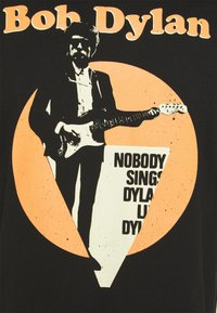 Only & Sons - ONSBOBDYLAN LIFE TEE - T-shirt med print - black - 5