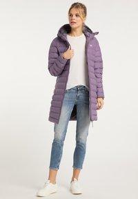 Schmuddelwedda - Winter coat - rauchlila - 1