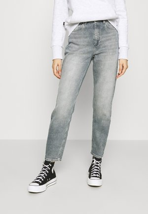 ONLVENEDA LIFE MOM  - Relaxed fit jeans - grey denim