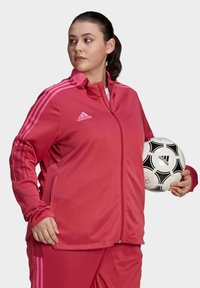 adidas Performance - TIRO  - Training jacket - pink - 6