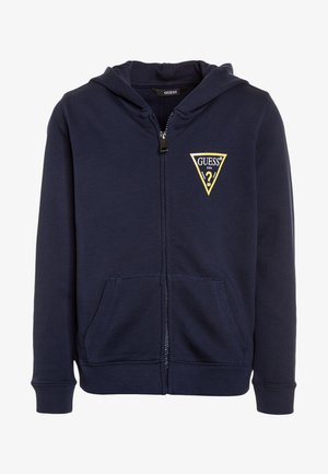 CORE  - veste en sweat zippée - blue