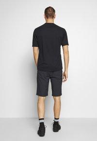 8848 Altitude - MONTAFON - Sports shorts - charcoal - 2