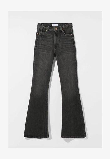Široké džíny - grey