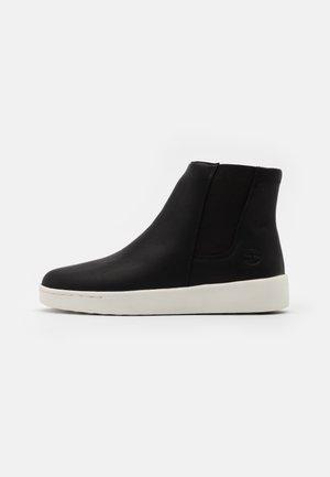 TEYA CHELSEA - Boots à talons - black