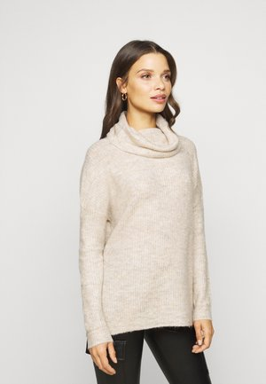 ONLMIRNA - Pullover - pumice stone