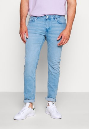 ROSLIGHT - Jeans slim fit - light blue denim
