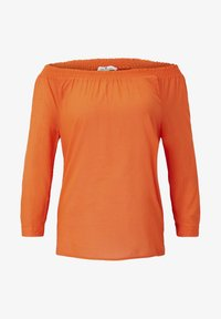 TOM TAILOR - Blouse - strong flame orange - 5