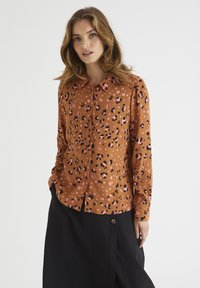 Oliver Bonas - Camisa - brown - 0