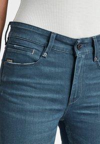 G-Star - NOXER - Straight leg jeans - dark blue - 2