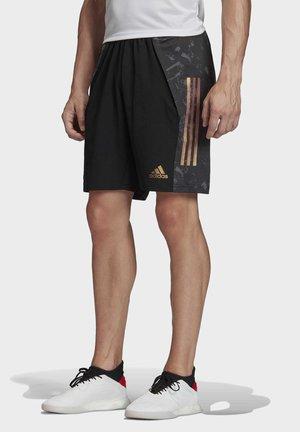 CONDIVO 20 ULTIMATE TRAINING SHORTS - Sports shorts - black