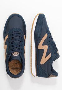 Woden - OLIVIA - Trainers - navy - 3