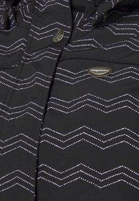 Ragwear Plus - HESTY - Veste sans manches - black - 3