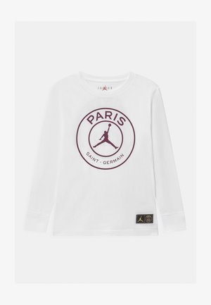 PSG LOGO MIRRORED - Club wear - white