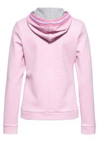 Amor, Trust & Truth - Zip-up sweatshirt - rosa - 1
