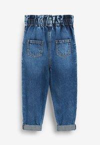 Next - Relaxed fit jeans - dark-blue denim - 1