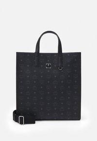 MCM - TOTE MED UNISEX - Tote bag - black - 0