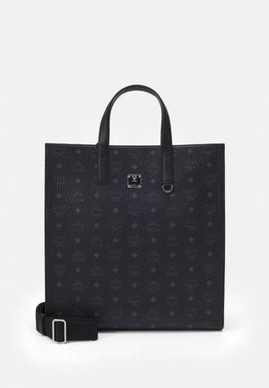 TOTE MED UNISEX - Tote bag - black