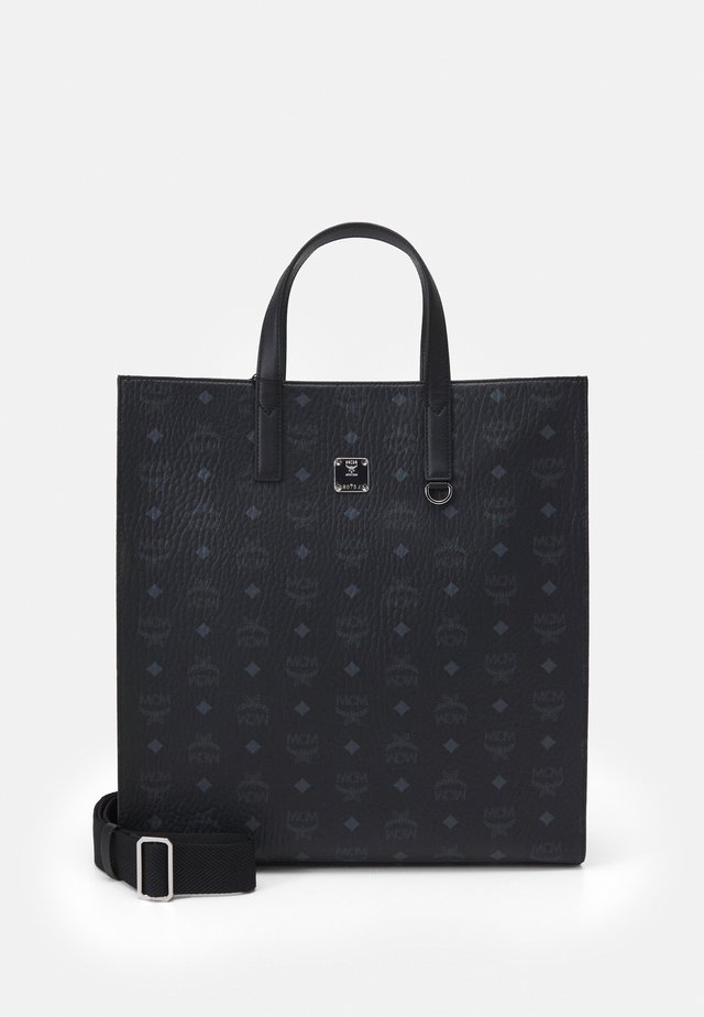 TOTE MED UNISEX - Shopping bags - black