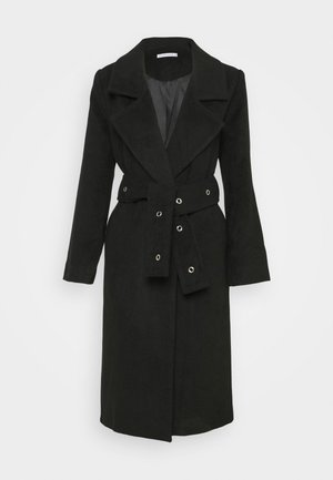EYE OF THE STORM COAT - Klassisk kappa / rock - black
