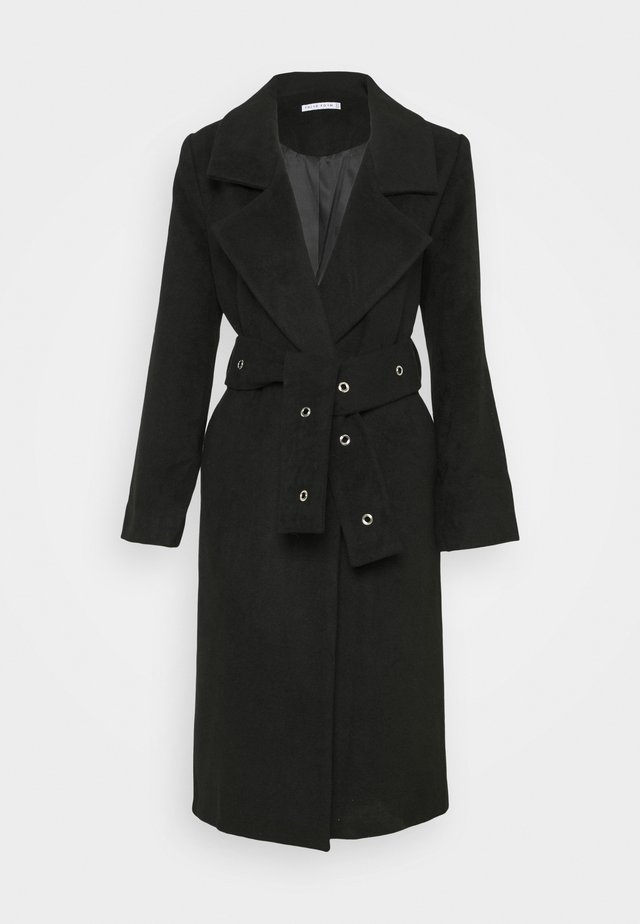 EYE OF THE STORM COAT - Classic coat - black