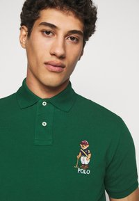 Polo Ralph Lauren - SHORT SLEEVE - Poloshirts - new forest - 3