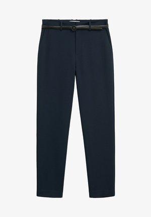 BOREAL - Trousers - dunkles marineblau