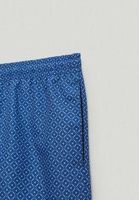 Massimo Dutti - Swimming trunks - blue - 4