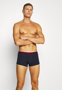Emporio Armani - TRUNK 3 PACK - Pants - marine - 1