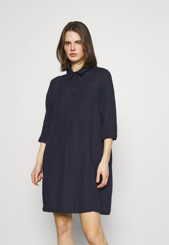 QUYNH - Day dress - smart blue
