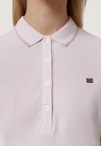 Napapijri - ELMA  - Koszulka polo - petal pink - 3