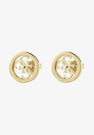 Earrings - gold  coloured