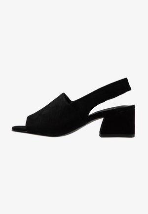 ELENA - Sandály - black