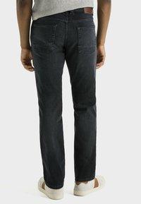 camel active - Straight leg jeans - black ink - 2
