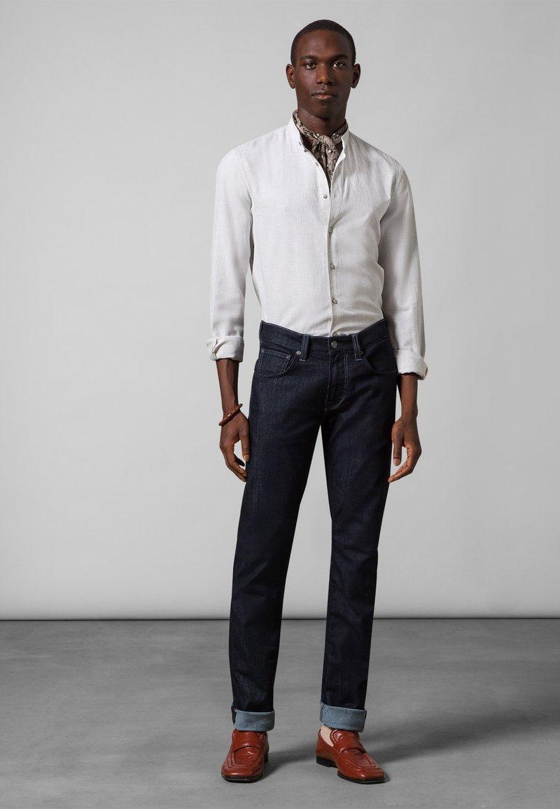 Baldessarini - JOHN - Slim fit jeans - dark blue rinsed