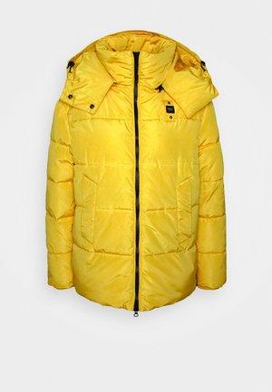 BLOUSON IMBOTTITO OVATTA - Down jacket - yellow