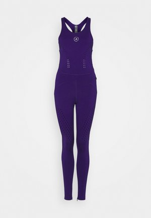 TRUEPUR ONE - Gym suit - collegiate purple