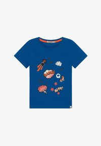 Billybandit - Print T-shirt - electric blue - 2