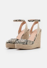 Even&Odd - Platform sandals - beige/brown - 2
