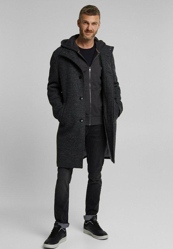 Esprit Bluza rozpinana - anthracite/antracytowy Odzież Męska CSDE