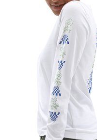 Vans - WM PEACE PROPERTY LS BF - Long sleeved top - white - 2