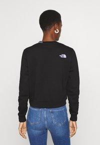The North Face - ZUMU CREW - Sweatshirt - black - 2