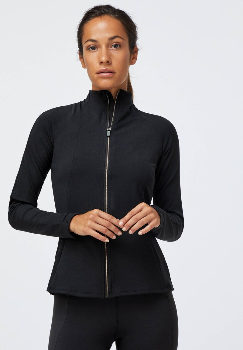 OYSHO - Training jacket - black