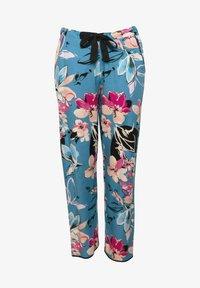Cyberjammies - Pyjamahousut/-shortsit - turq floral - 4