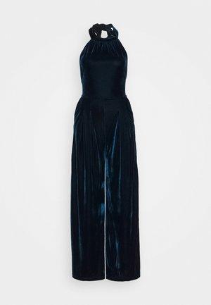 EMMA EXCLUSIVE - Jumpsuit - dark blue