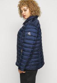 Lauren Ralph Lauren Woman - FILL JACKET - Light jacket - navy - 4