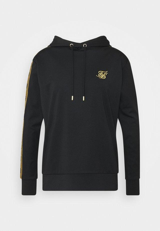 ROMA TRACK - Pitkähihainen paita - black