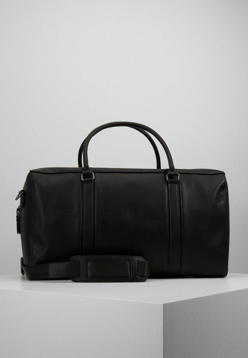 Pier One - UNISEX - Weekend bag - black