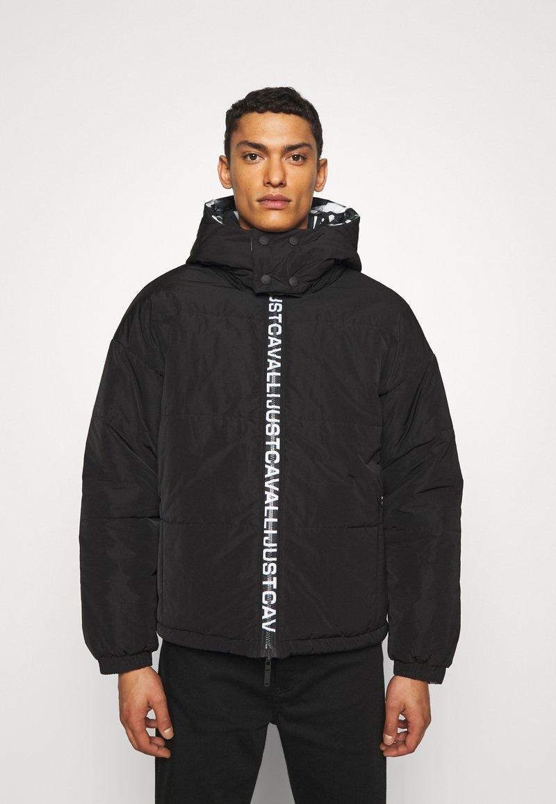 Just Cavalli - SPORTS JACKET - Winter jacket - black