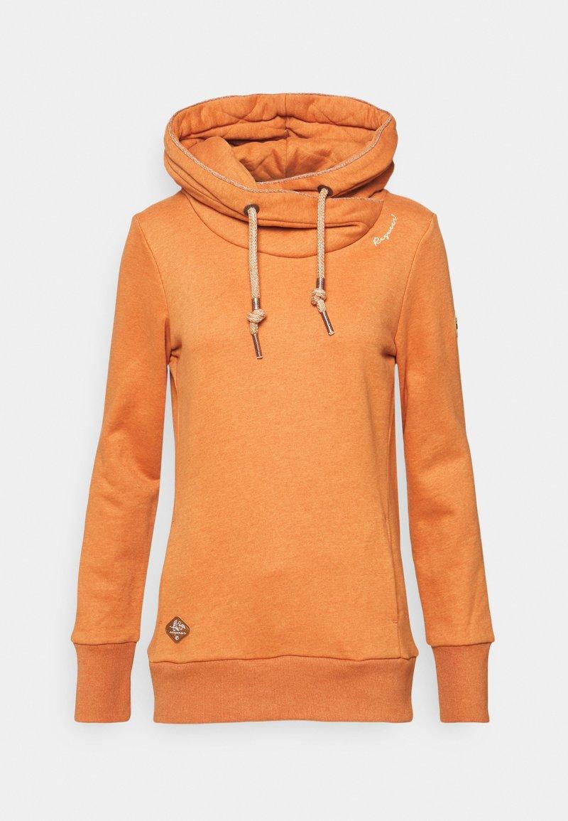 Ragwear - GRIPY BOLD - Hoodie - cinnamon