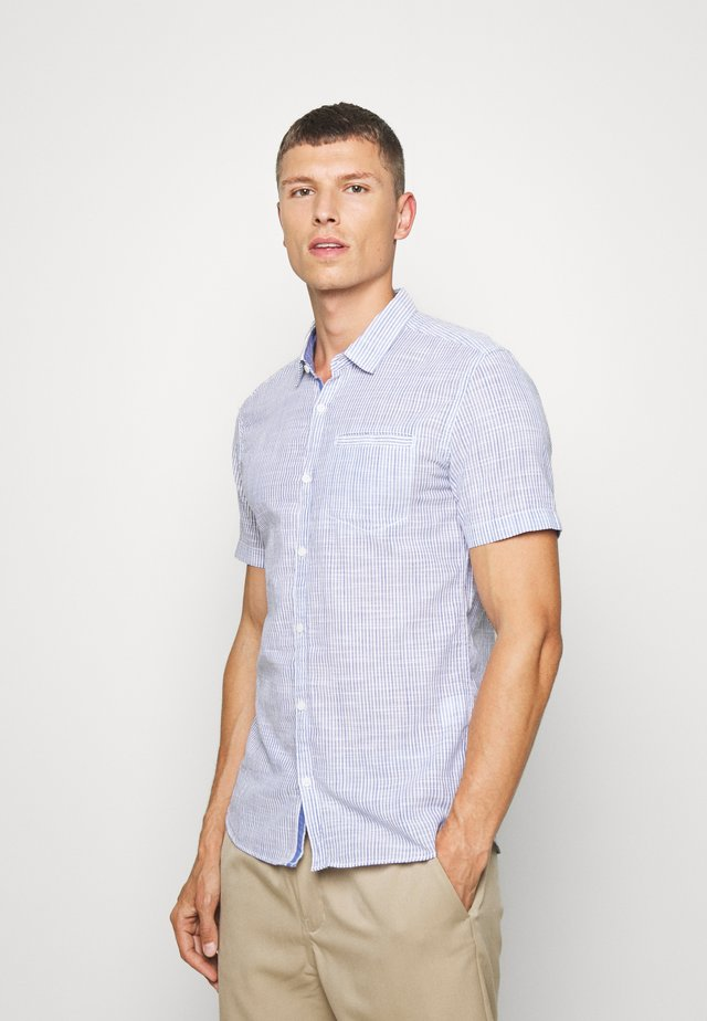 HEMD KURZARM - Camicia elegante - white